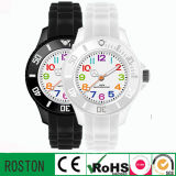 Fashion Water Resistant Silicone Icee Children Watch