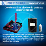 2 Compnent Silicone Rubber for Elecronic Equipment Potting