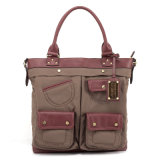 Brand Popular Neutral Nylon Travelling Handbag (QV131116-C)
