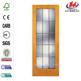 Small Size Specially 9-Panel Glass Door