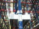 High Density Storage Radio Shuttle Shelving