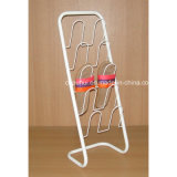 5 Layer Metal Slippers Rack (LJ9003)