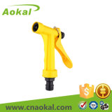 Spray Gun Kit Mini Hose Nozzle Adjustable Water Spray Gun