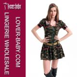 Celebration Army Carnival Halloween Cosplay Costume (L15212)