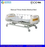 Hospital Furniture High Quality Competitive Electric 3 Function Medical Nursing Bed Price