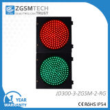 300mm LED Traffic Signal Light with Red Green Aspects PC Housing