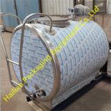 Stainless Steel Horizontal Milk Cooling Tank