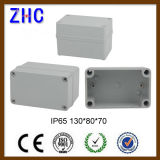 ABS 130*80*70 Cable Gland Electrical Plastic Junction Box