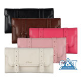 Handbag Leather Envelope Card Holder Purse Wallet Case for S6