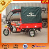 China Chongqing Manufacture Wholesale Canopy Tricycle