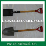 Shovel Small Garden Shovel with Wood Handle