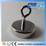 High-Quality Diameter 75 X14 Total Height 28mm NdFeB Pot Magnets