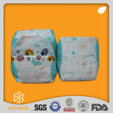 Breathable Color Printing Baby Diaper in Wholesale