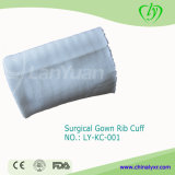 Polyester Knitted Cuff for Surgical Gown