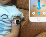 Digital Thermometer with Bluetooth Function, for iPhone.