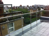 Stainless Steel Glass Railing Designs for Exterior