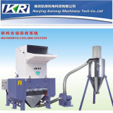 Small PP PE Waste Plastic Recycling Claw Shredder Machine