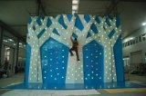 Cheer Amusement Three Trees Climbing Wall