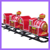 Fwu-Long Coin Operated Kids Track Train with Powerful Motor