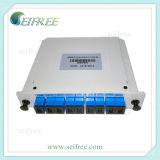 1X8 Channel Bidirectional Optical Fiber CWDM Multiplexer