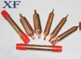 Refrigeration Parts Copper Filter Drier with Plastic Cap