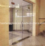12mm Clear Tempered Glass Door