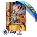 High Quality 3D Lenticular Custom Size Poster Printing