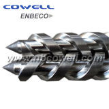 Twin Conical Screw Barrel for EVOH Processing