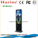 55′′ 1920*1080px Digital LCD Advertisement Monitor