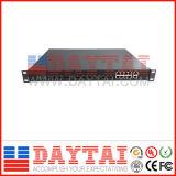 Protable 4 & 8 Ports Fiber Optic Gpon Olt Gepon Olt