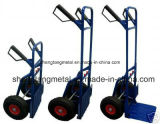 China Manufactures Folding Steel Hand Trolley