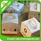 Hot Sale Lovely Eco-Friendly Food Delicate Paper Gift Box (SLF-PB026)