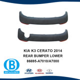 KIA K3/Cerato 2014 Rear Bumper Lower 86695-A7000