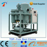 Fast Removing Water Waste Turbine Oil Cleaning System (TY-100)
