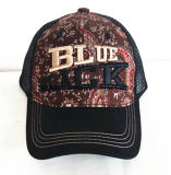 Rhinestuds Patched Embroidery Print Emblem Twill Leisure Baseball Cap