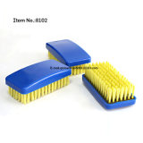 with Soft Fiber Colorful Multi-Functional Plastic Clothes Brush