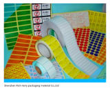 Self Adhesive Label Capable of Customizing Color