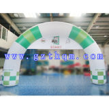 Inflatable Advertising Arch/ Attractive 0.6mm Thickness PVC Tarpaulin Inflatable Arch