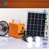 6V4ah Green Solar System for House Lighting in Power Shortage Place