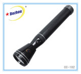 Boyi Cc-102 High Power Flashlight, 3W Rechargeable High Quality Flashlight