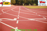 International Standard 400meters Eco-Friendly Synthetic Stadium Track in Rolls