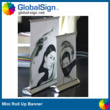 2015 Hot Selling Aluminum Mini Roll up Banner Stand (GMRB-A4)