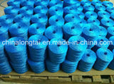 China Manufacturer 1-3 Strand PP Rope Plastic PP Packing Rope