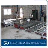 Materials DIN 1.2311 Plastic Steel Die Steel Flats