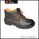 Hot Style Industry Leather Safety Shoes (Sn1662)