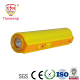 New Non-Lethal Self Defense Electric Shock Flashlight