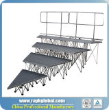 Stage Equipment From Outdoor Concert Aluminum Stage