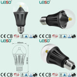 A60 8W Dimmable LED Bulb with CREE LED Chip