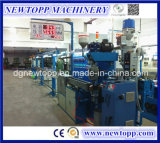 PE Foaming Electrical Wire Cable Extruder Machine