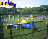 Inflatable Paintball Field and Paintball Arena